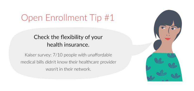 Open Enrollment Tip 1