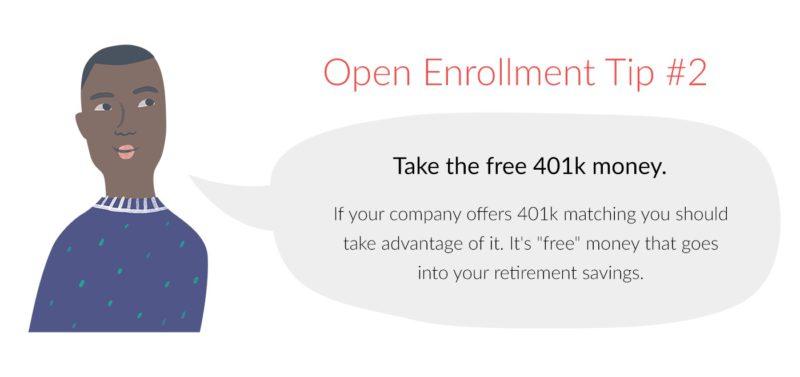 Open Enrollment Tip 2