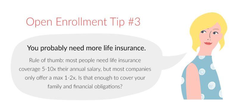 Open Enrollment Tip 3